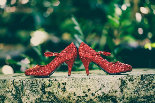 Bride Shoe - Miami Wedding Photographer