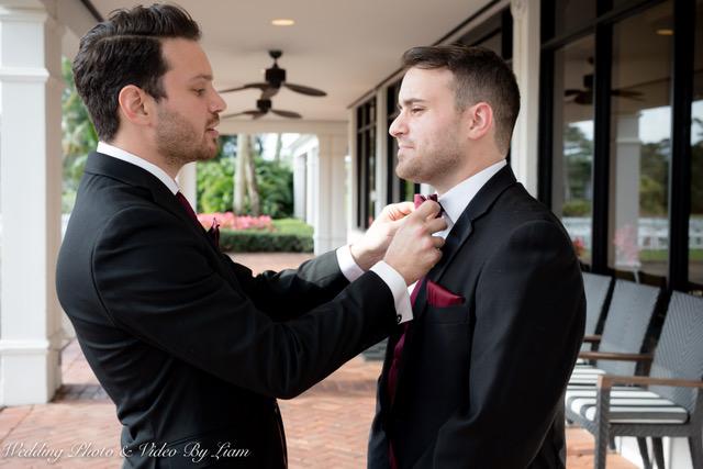 Second Wedding Photographer for groom