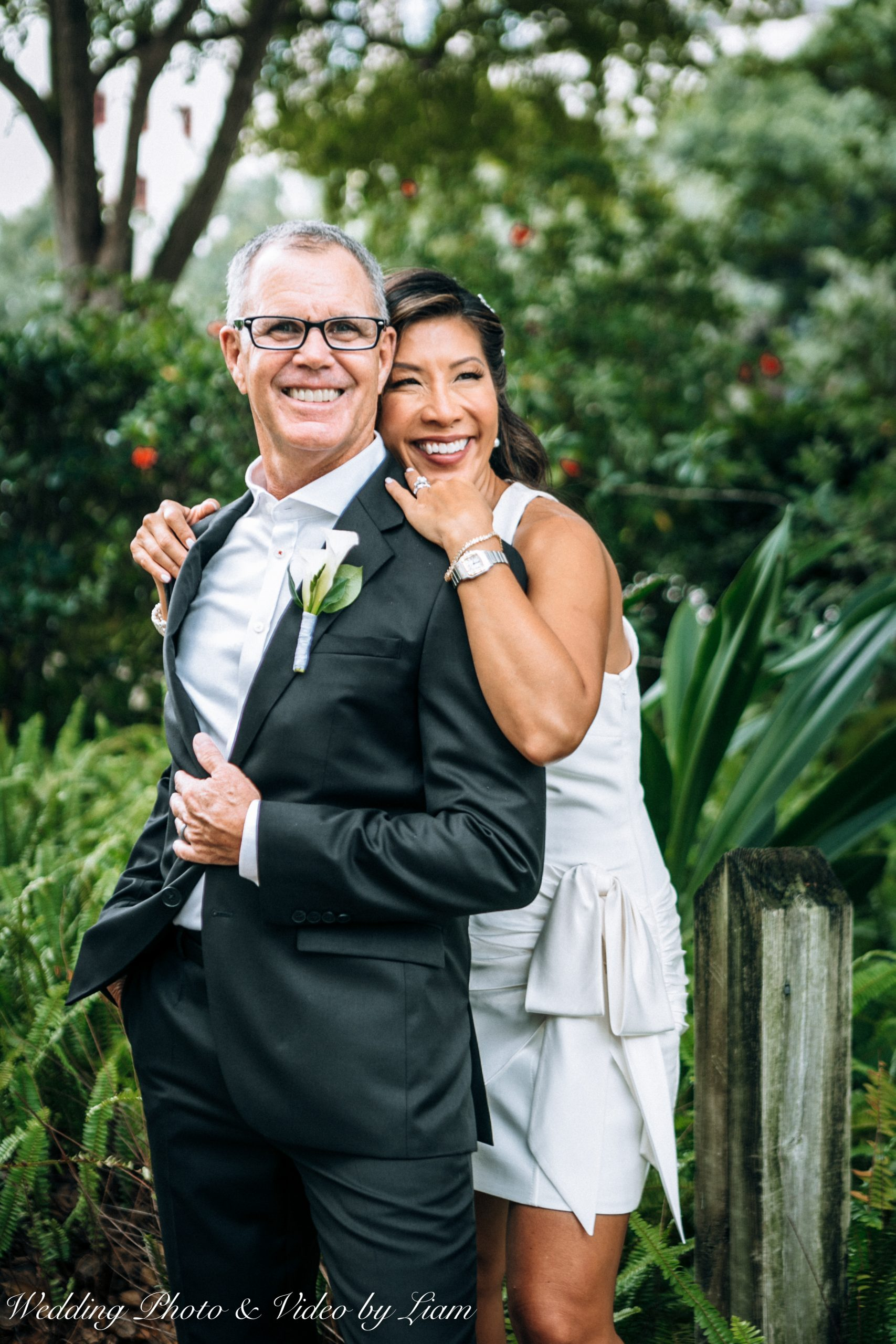 Feature Image Showing Handsome Couple In Wedding Attire